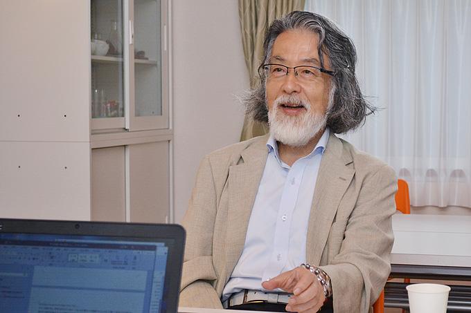 梶取弘昌氏(元武蔵高等学校中学校校長)に聞く 「目指したい20年後の教育」
