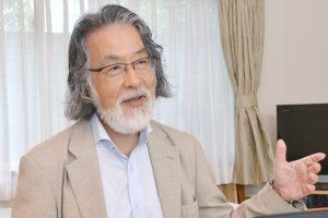 梶取弘昌氏(武蔵高等学校中学校前校長)に聞く 「目指したい20年後の教育」