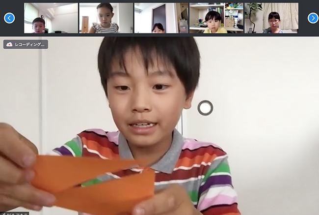 """実験や観察などの体験を通して子どもたちの """"非認知能力"""" を育む人気のイベント「第22回ダヴィンチマスターズ」を、2020年8月18日(火)に開催しました!参加者は232名、ダヴィンチマスターズ初となるオンラインでの実施。「第22回ダヴィンチマスターズ」の様子をレポートします。"""
